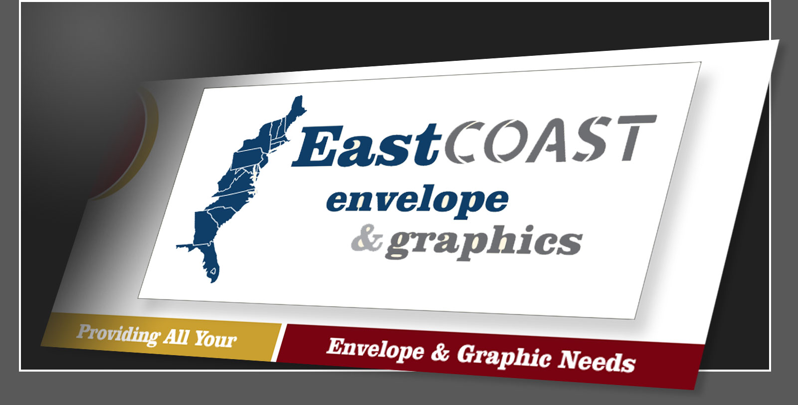 East Coast Envelope & Graphics Providing All Your Envelope & Graphic Needs